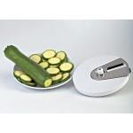 Ariete 1779 Robomix Metal - Robot da cucina multifunzione, Capacità tazza 2,1L, Set accessori per tritare, affettare, montare, impastare, emulsiona...