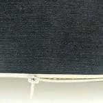 Baldiflex Materassino Cuccia Letto Cuscino Morbida per Cane Berny con Memory Foam h 10 cm, 115x70x10 cm, 8 + 2 cm Memory
