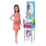 Barbie DVX53 Playset Il Bagno