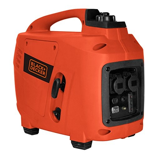 Black+Decker, Generatore di corrente Inverter - 160100600