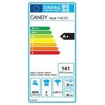 Candy Lavatrice compatta Aqua 1042D1, 4Kg