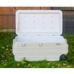 JCOCO Performance Wheeled Cooler Box | 170L Frigorifero Auto, Bevande Alimentari Picnic Beach Campeggio Isolati Ice Pack Cool Box-Outdoor Party Par...