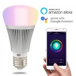 HEANTTV Lampadine intelligente,Sonoff B1 Lampadine Wifi,Lampadine senza fili a colori multicolore,Lampadine a distanza principale,timer luce per co...