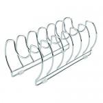InterDesign Classico Organizzatore Mobile Cucina, Metallo, Argento, 33.5x16.101x13.13 cm