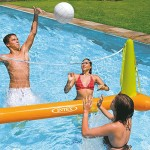 Intex 56508 - Gioco Volley Galleggiante, 239 x 64 x 91 cm
