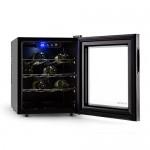 Klarstein Barolo • frigorifero per vini e bevande • 48 L • 16 bottiglie • doppiamente isolato • 3 ripiani in metallo • illuminazione interna a LED ...