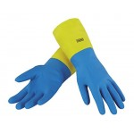 Leifheit 40034 Ultra Strong - Guanti da cucina resistenti, misura L, colore blu