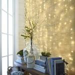 LE Luci Cascata per Finestra Balcone 6 x 3m 594 LED da 6W, Semi-Impermeabile IP44, 8 Modalità, Funzione Memoria Lucine fatate romantiche per Decora...