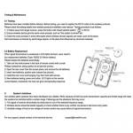 Lorsoul Multifunzionale Broadlink 433MHz Portachiavi a Distanza, Smart Home Controller - 5.8 * 3.1 * 1cm