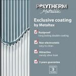 Metaltex 364928039 My Mug - Porta tazze per 10 tazzine