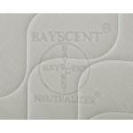 Miasuite - Materasso Singolo in Memory Foam 80x190 alto 18 Cm con Dispositivo Medico ortopedico e rivestimento Bayscent anallergico ed antiacaro id...