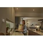 Philips Lighting 8718696595190 Hue Motion Sensore di Movimento per Accensione e Spegnimento Lampadine, Bianco, 5.5 x 5.5 x 2.0 cm