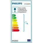 Philips Lighting Wall Light Buzzard Lampada da Parete Plafoniera Illuminazione Giardino Ambienti Esterni Design Vintage Black Edition, Nickel, 13 x...