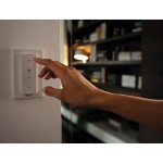 Philips Lighting Telecomando Dimmer Switch per Sistema Hue, Bianco,