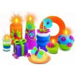 Ravensburger 18625 - Kit per creare candele, confezione Maxi