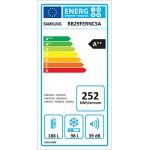 Samsung RB29FERNCSA/ES Frigorifero Combinato SMART LINE, 286L, Premium Silver [Classe di efficienza energetica A++]