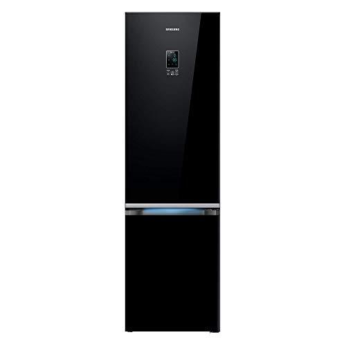 Samsung RB37K63632C/EF Frigorifero Combinato RB6000, 367L, Black Glass [Classe di efficienza energetica A++]