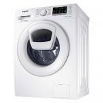 Samsung WW80K5410WW/ET Lavatrice AddWash, 8 kg, 1400 RPM, Bianco