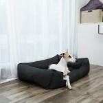 SONGMICS XXL Cuccia cuscini per cani Divano Letto per Cane gatto Pet Animali 120 x 85 cm PGW30H