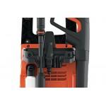 Black+Decker BXPW1600PE Idropulitrice ad Alta Pressione (1600 W, 125 bar, 420 l/h) con Patio Cleaner e Spazzola Fissa