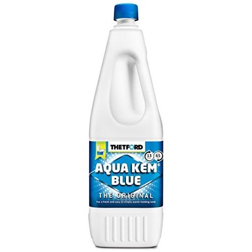 Thetford Aqua-Kem - Flacone da 2 L di liquido antiodore per bagni chimici
