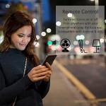 TP-Link Presa Wi-fi HS100, Smart Plug Compatibile con Alexa e Google Home, Controllo dei Dispositivi Ovunque Mediante Kasa App