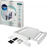 SKP101 WPro Kit colonna bucato universale premium - con ripiano & stendibiancheria