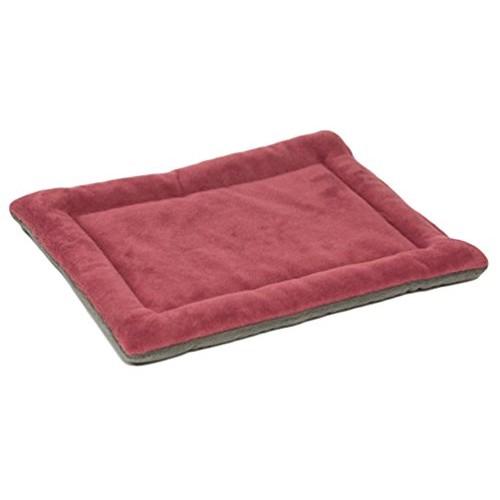 YiJee Caldo Letto Tappetino Cuscino per Cane Morbido Accogliente Cuscino Cuccia per Cani e Gatti Vino Rosso XL